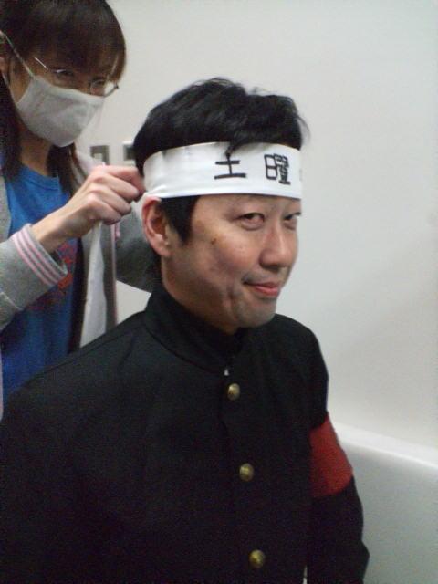 小野さん出陣(^-^)