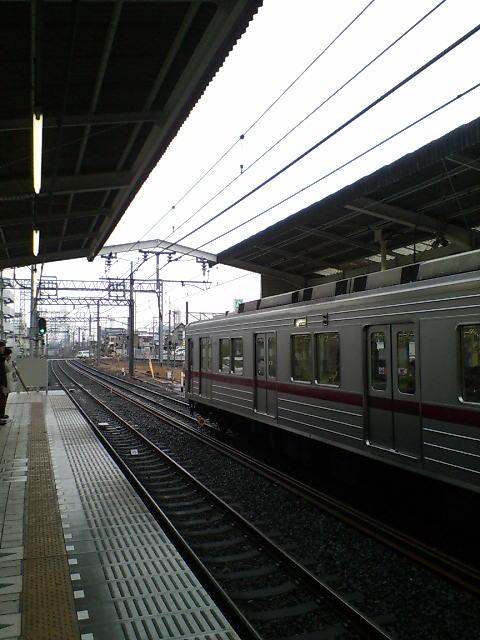 曇天寒風(>_<)