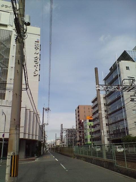 大阪良い天気(^-^)