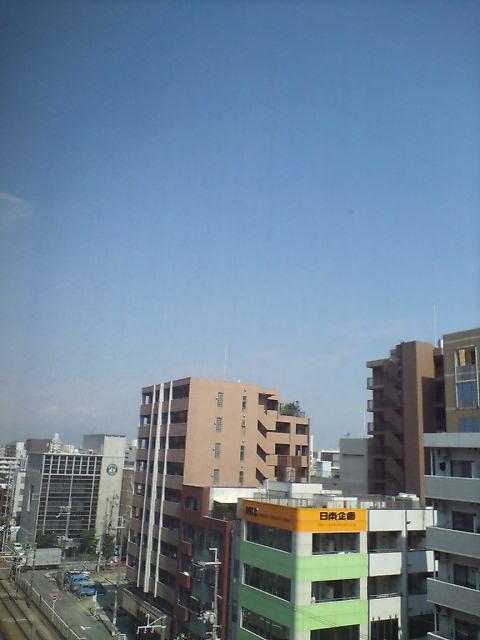 大阪遠征中です