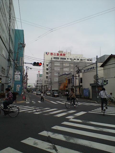 曇り空(^-^)