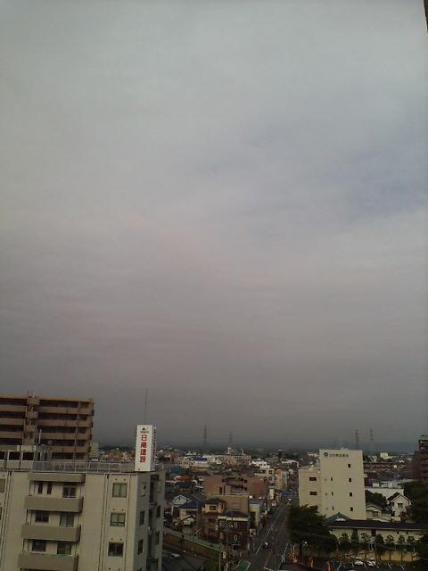 今日は晴れo(^o^)o