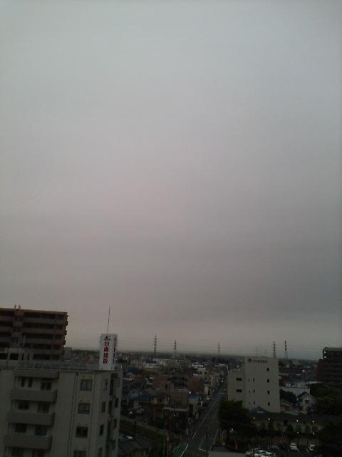 7月1日の朝(^-^)
