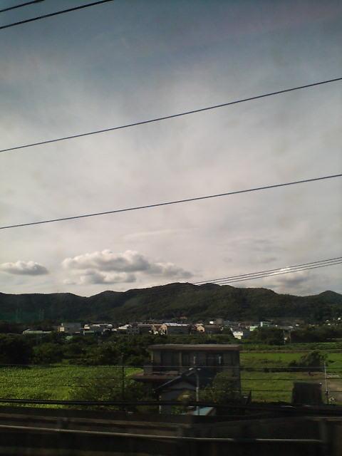 空が綺麗(^-^)