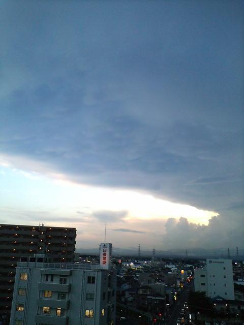 梅雨もあと少し(^-^)