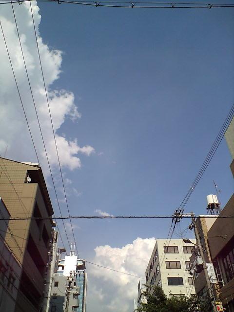 わぁ…暑い(>_<)