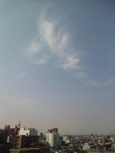 今日は蒸し暑いかな(>_<)