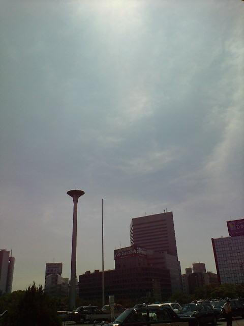 大阪に到着(^-^)