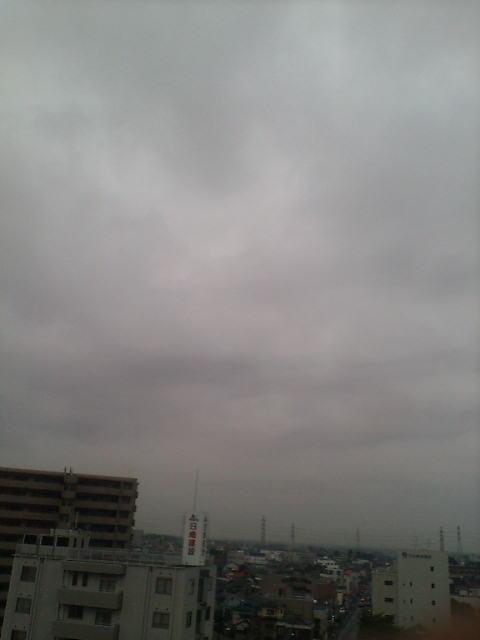 秋の長雨(^-^)