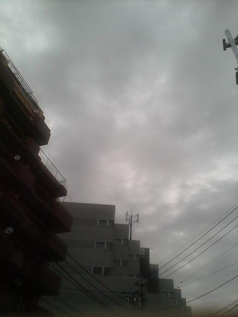 二層の雲(^-^)