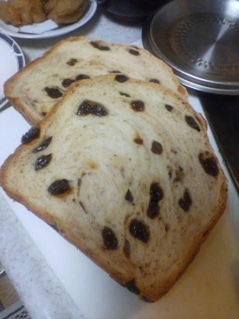 パンの切り口