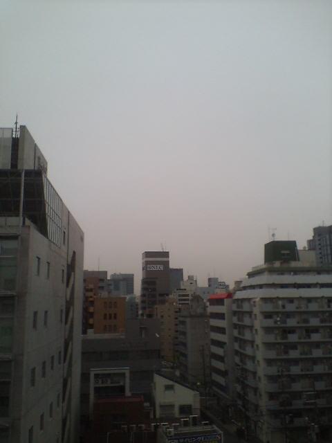 大阪の朝2日目