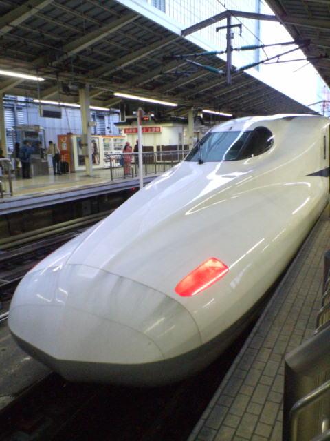 東京駅でホッと♪