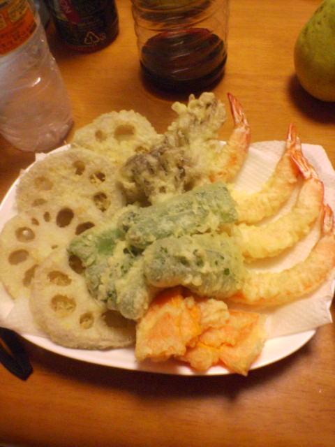 今日の夕ご飯♪