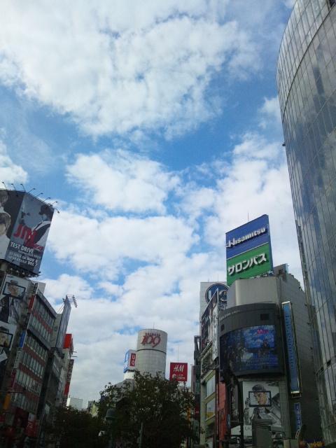 渋谷からNHK<br />  だと♪