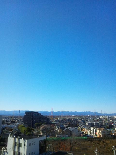 良い天気でよかった♪