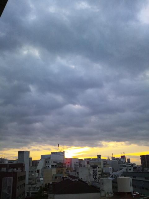 初日の出♪
