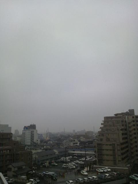 雪・霙・雨