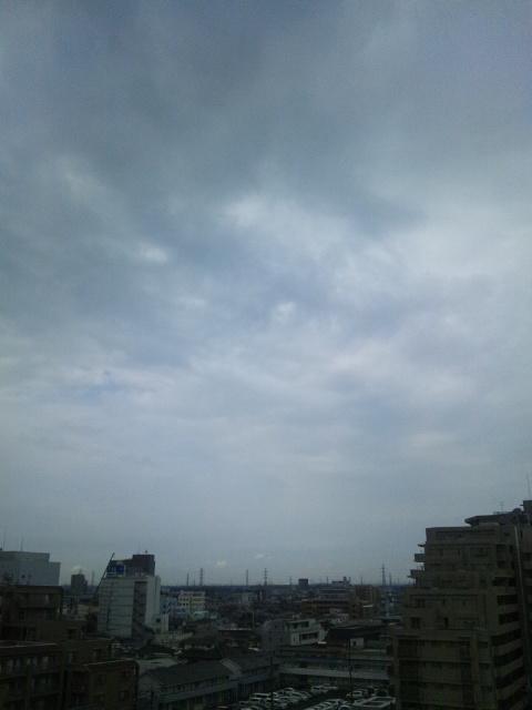 梅雨の朝♪